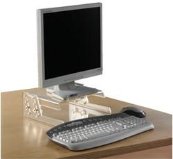 Flatscreenstandaard Opus 2 flatscreen 17 - 19 inch hoogte instelbaar