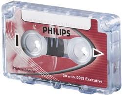 Cassette opname mini Philips 2x15min.