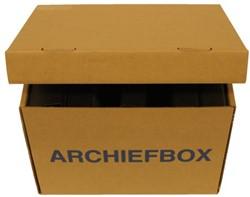Archiefdoos 400x320x292mm tbv ordners pak/4