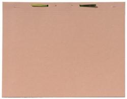 Dossiermap met snelhechter fol A6020-25