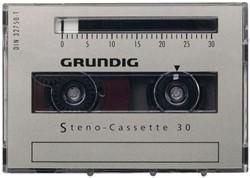Cassette Grundig Stenorette 30/670
