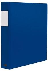 Ringband A4 23r. 25mm Multo Esprit blauw