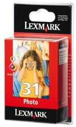 Inktcartridge Lexmark 18C0031E (31) foto