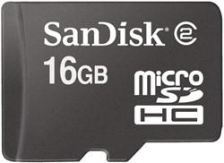 SanDisk geheugenkaart Micro SDHC