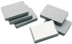 Blokmagneet Lega 50x75x12mm