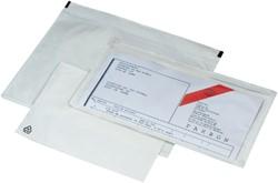 Paklijstenvelop 240x110mm blanco pk/250