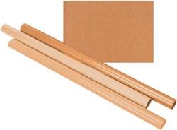 Pakpapier bruin kraft rol 100cm x 10m