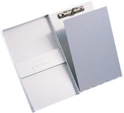 Klembord aluminium met deksel