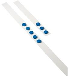 Wandlijst Dahle 100cm + 5 magneten 32mm
