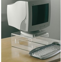 Monitorstandaard Opus 2 + toetsenbord ruimte