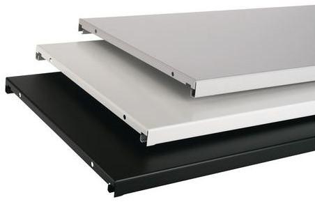 Legbord Huislijn Carré Tbv Roldkast 120cm Breed Aluminium