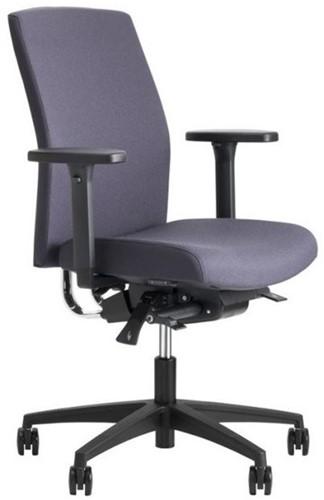 Bureaustoel Be Noble, incl. verstelbare armleggers 22ZW