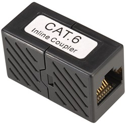 Connector netwerk RJ-45 ongeschermd, Cat. 6e