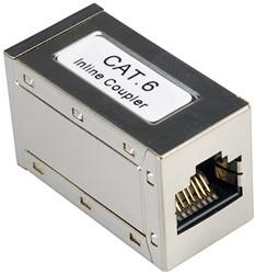 Connector netwerk RJ-45 afgeschermd, Cat. 6e