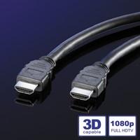 Kabel HDMI high speed male/male 20 meter zwart-2