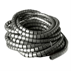 Cable-eater In2Ergo 25mm zwart per/m