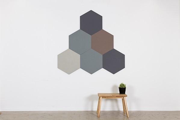 6aae06ed2b1 Prikbord Smit Visual Six-Square, diverse afmetingen - kleur 2162 bij ...