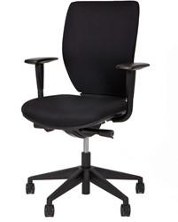 Bureaustoel model DEKAS 320, incl. verstelbare armleggers