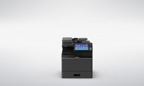 Multifunctional Toshiba e-Studio330AC - uitgevoerd met 1 papierlade + handinvoer