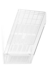 Folderhouder Flexiboxx A4 staand transparant