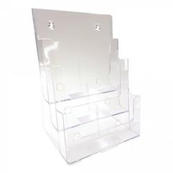 Folderhouder A4 3-vaks