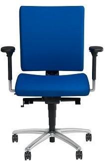 Bureaustoel Maatje Plus, incl. verstelbare armleggers