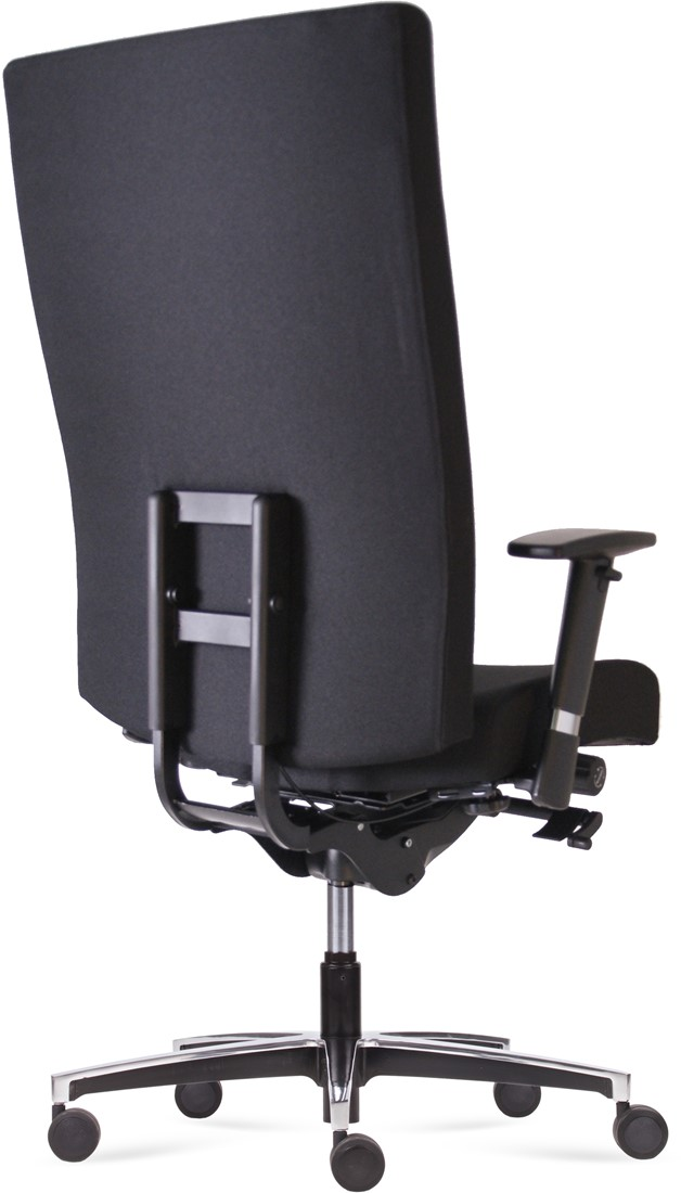 Verstelbare Bureaustoel Zwart.Bureaustoel Dekas Model Manager Xl Inclusief Verstelbare Armleggers