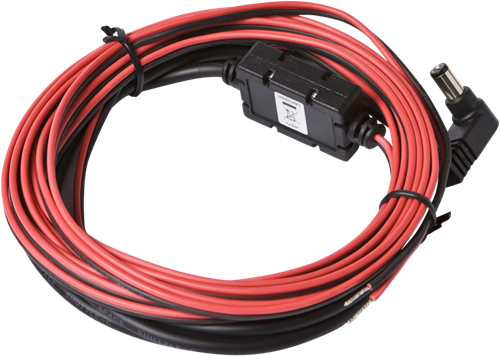 Auto 12V adapter permanente aansluiting tbv Brother PJ-serie