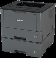 Printer Brother HL-L5100DNT laser + 2e papierlade