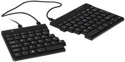 Toetsenbord R-Go Split zwart